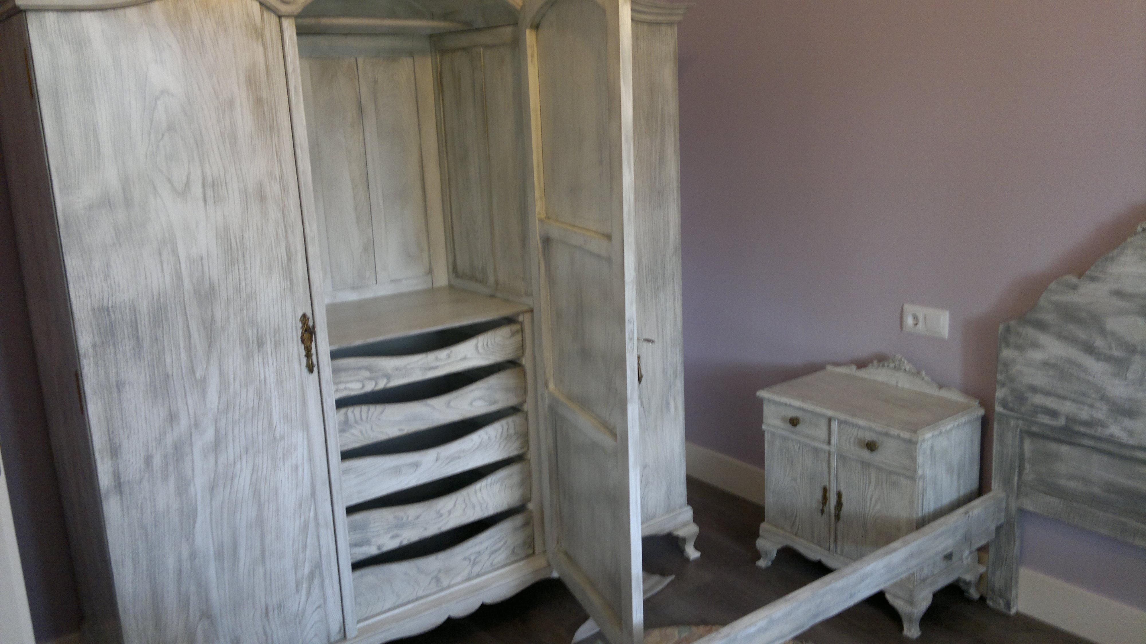 Recuperar muebles antiguos dise os arquitect nicos - Recuperar muebles viejos ...