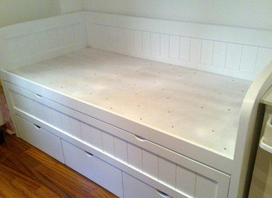Muebles a medida muebles artesa for Medidas cama nido con cajones