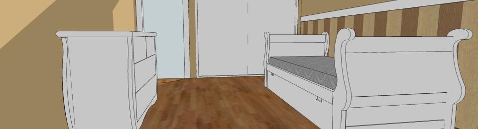 cama nido + cómoda