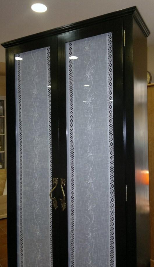 Armario puertas cristal