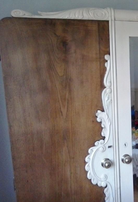 Repintado de armario