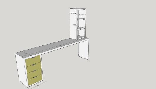 cama nido  armario, escalera, escritorio (3)