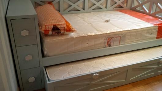 Ba l cabecero muebles artesa - Camas nido de 105 cm ...
