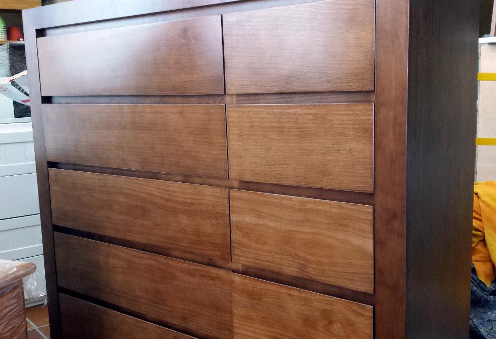 Madera de pino muebles artesa for Bar de madera de pino