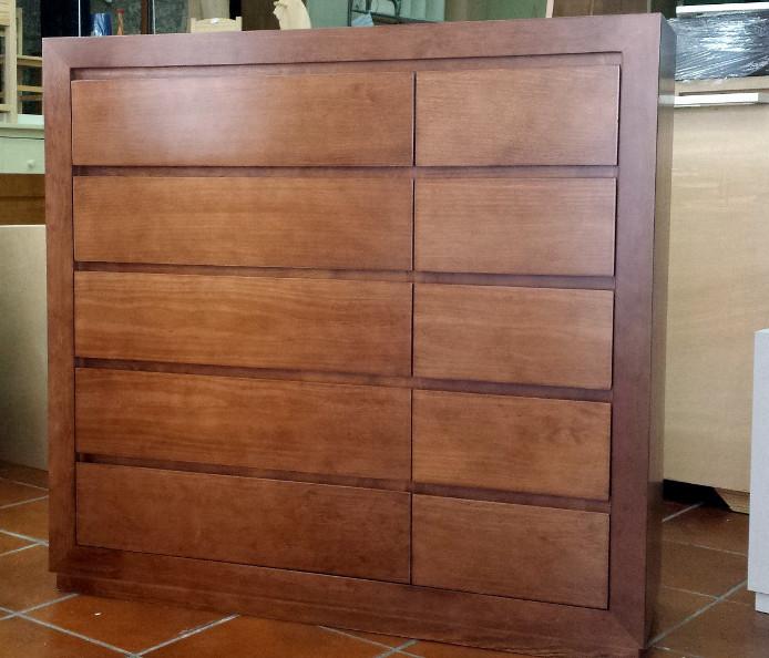 C moda grande en madera de pino muebles artesa - Madera de pino ...