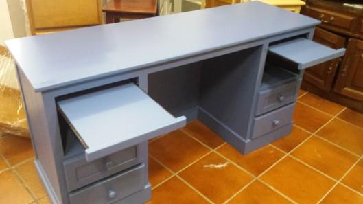 Mesa escritorio 160x45