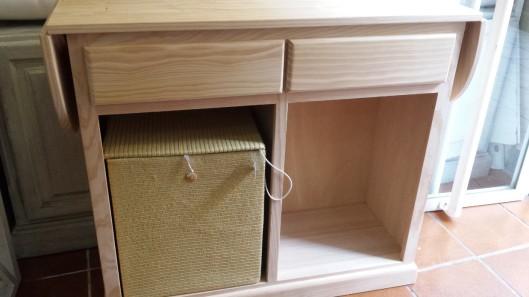 Muebles sin pintar muebles artesa - Muebles pino para pintar ...