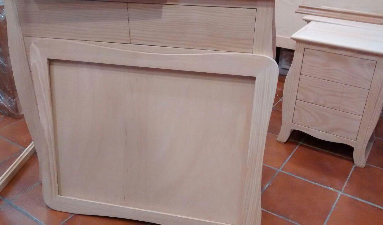 Como pintar muebles en blanco muebles coloniales blancos - Como pintar un mueble de blanco ...