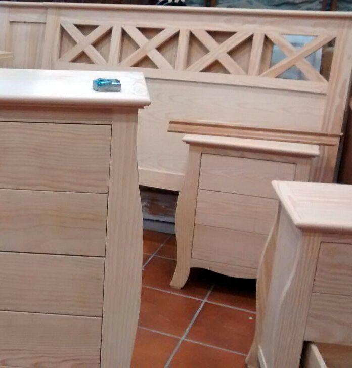 Muebles blanco roto envejecido 5 muebles artesa - Muebles de salon en blanco roto ...
